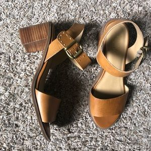 Franco Sarto Womens Havana Heeled Sandal